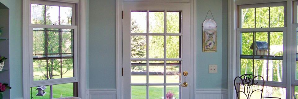 Replacement Vinyl Windows And Doors Lake Country Remodeling